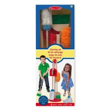 Lets Play House! Cleaning Play Set