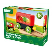 My First Railway Light Up Wagon