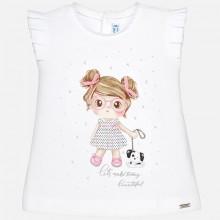 Girl T-Shirt - Rose (1014)