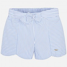 Shorts with Bow Waistband -  Lavender (1244)