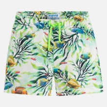 Swim Shorts - Fish Print (3632)