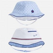 Reversable Hat - White (9731)