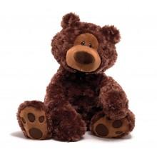 Large Chocolate Philbin Bear