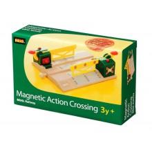 Magnetic Crossing