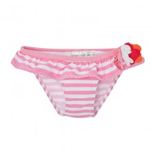 Rose Striped Swimming Knickers (3636)