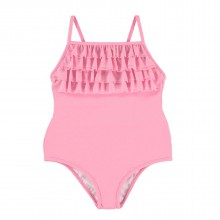 Chewingum Ruffle Bathing Suit