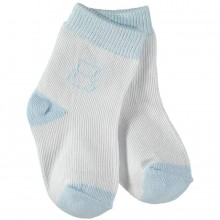 Alpine - Pale Blue Boys socks (4620)