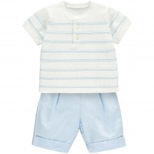 Boys 2 Piece Set Milo (5332)