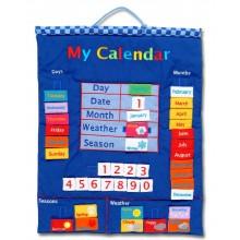 My Calendar - Blue