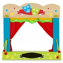 Carry-Case Finger Puppet Theatre