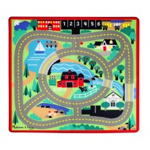 Around the Town Road Rug