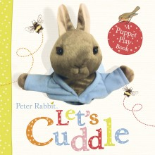 Peter Rabbit Lets Cuddle