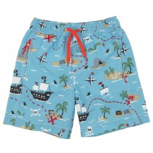 Treasure Island Swimming Trunks