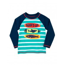 Boys Surfboard swim top