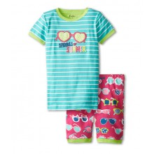 Short PJ Set - Cool Sunglasses