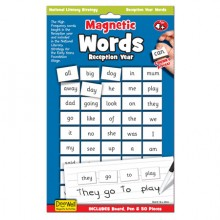 Magnetic Words for Reception Year