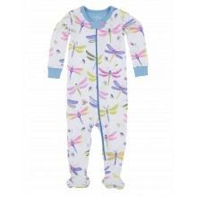 Dragonflies Infant Footed Coverall