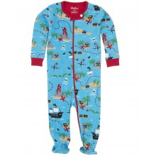 Treasure Island Infant Footed Coverall