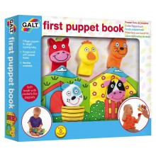 First Years - First Puppet Book
