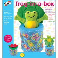 Frog In A Box