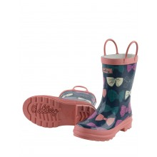 Rainboots - Party Bows