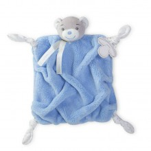 Blue/Grey Teddy DouDou Comforter
