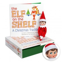 Elf on the Shelf - girl
