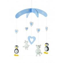 Penguin & Polar Bear Mobile