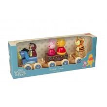 Winnie The Pooh Puzzle Train