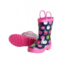 Rainboots - Nordic Apple