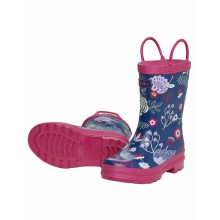 Rainboots - Field Flowers
