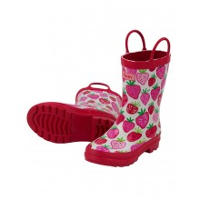 Rainboots - Strawberry Sundae