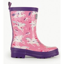 Rainboots - Rainbow Unicorns