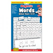 Magnetic Words for School Years 1 & 2