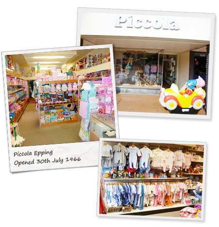 Piccola Epping, toy shop Epping, 1966, essex toy shop