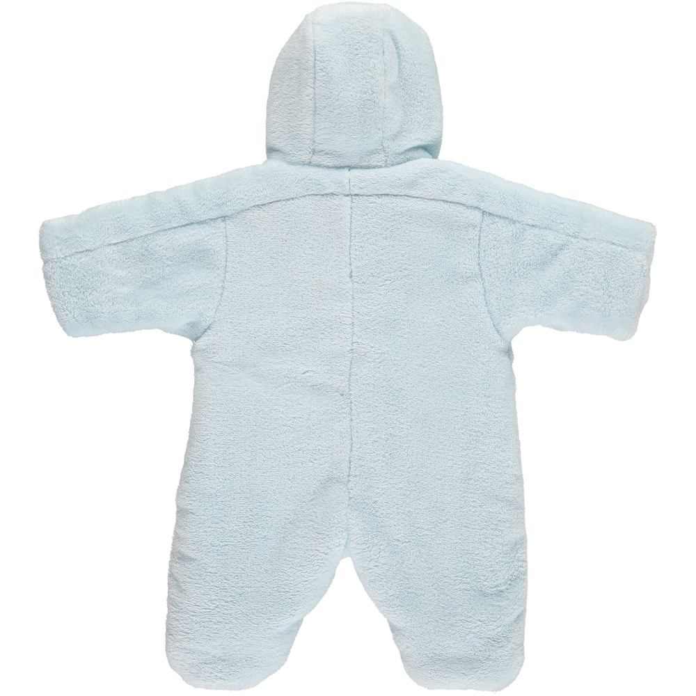 0498e6e88ce5 Fargo Pale Blue Fleece Pram Suit