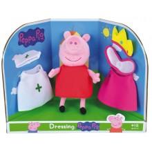 Dressing Peppa Pig