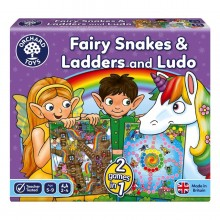 Fairy Snakes & ladders Game