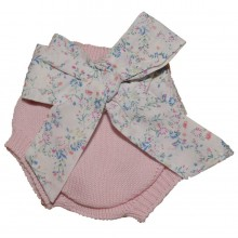 Short Pants with Bow - Pink (08331B)