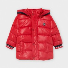 Infant Boys Coat 2482 (Red)
