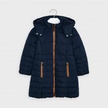 Girls Coat 4415 (Navy)