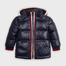 Boys Puffer Coat 4478 (Navy)