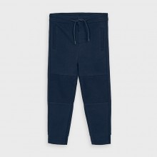 Boys Soft Fleece Trousers 4543 (Navy)