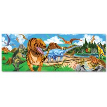 Land Of The Dinosaurs Puzzle