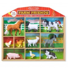 Farm Friends Party Play Set