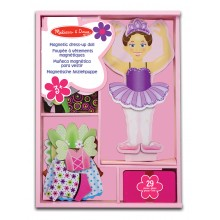 Magnetic Dress Up Sets - Nina Ballerina