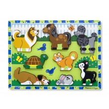 Chunky Puzzles Pets