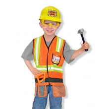Dressing Up Costume - Construction Worker
