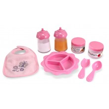 Time To Eat! 8 Piece Feeding Set