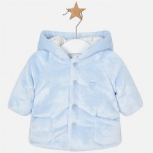 Infant Coat with Hood  (2400)
